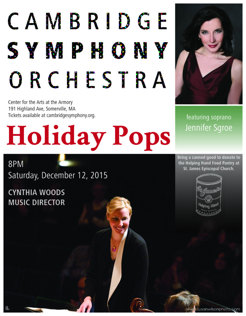 CSO Holiday Pops - CSO Posters