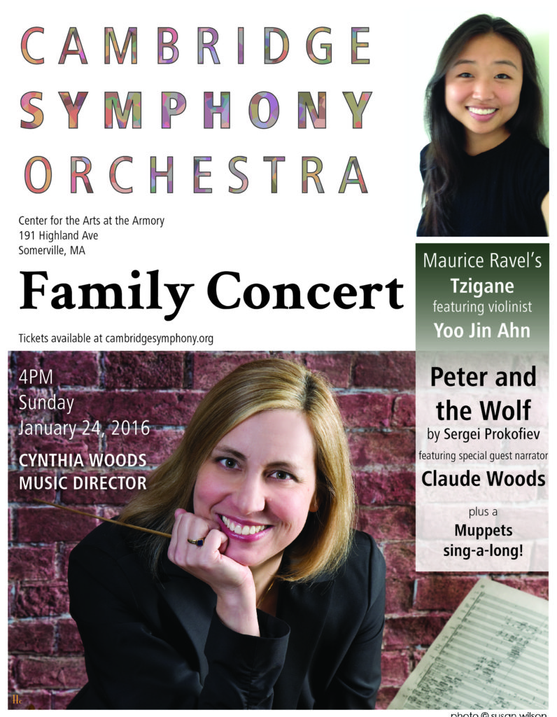 CSO Family Concert - CSO Posters