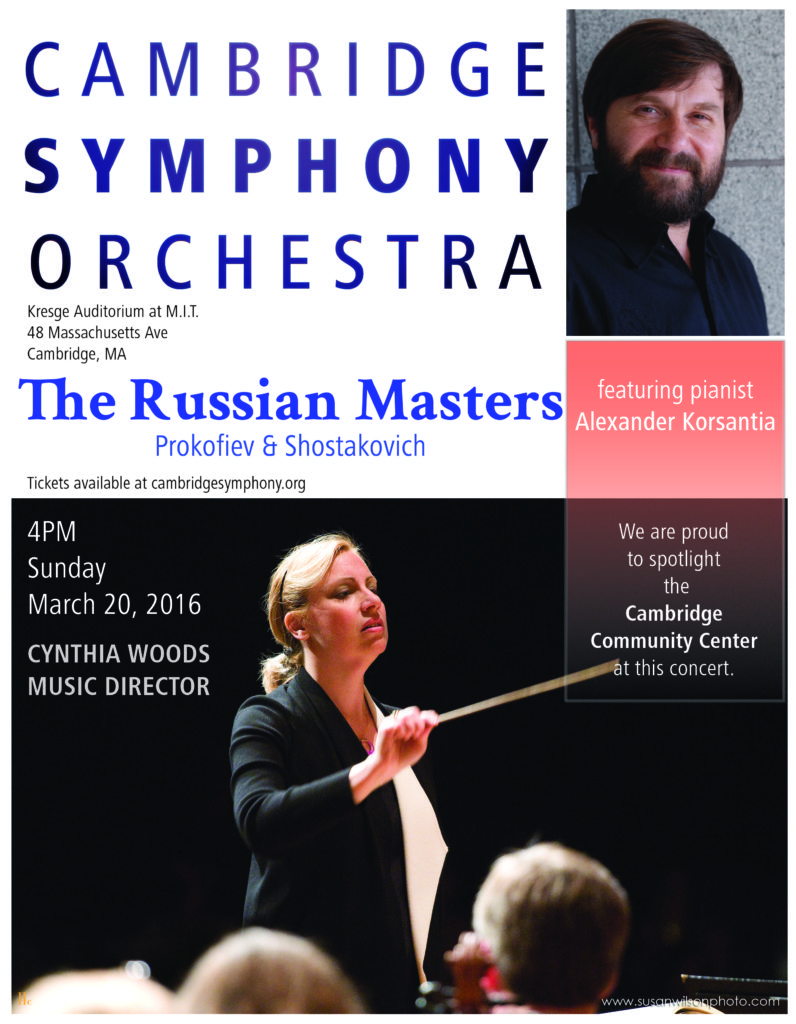 CSO Russian Masters - CSO Posters