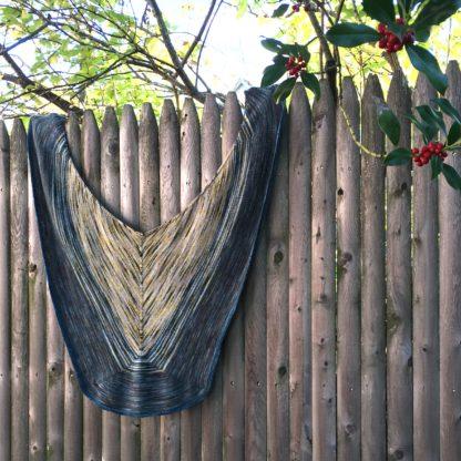 Tuplet Shawl at Knitty
